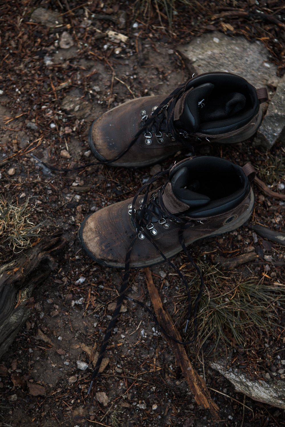 Cheaha State Park | Pulpit Rock | Hiking Boots