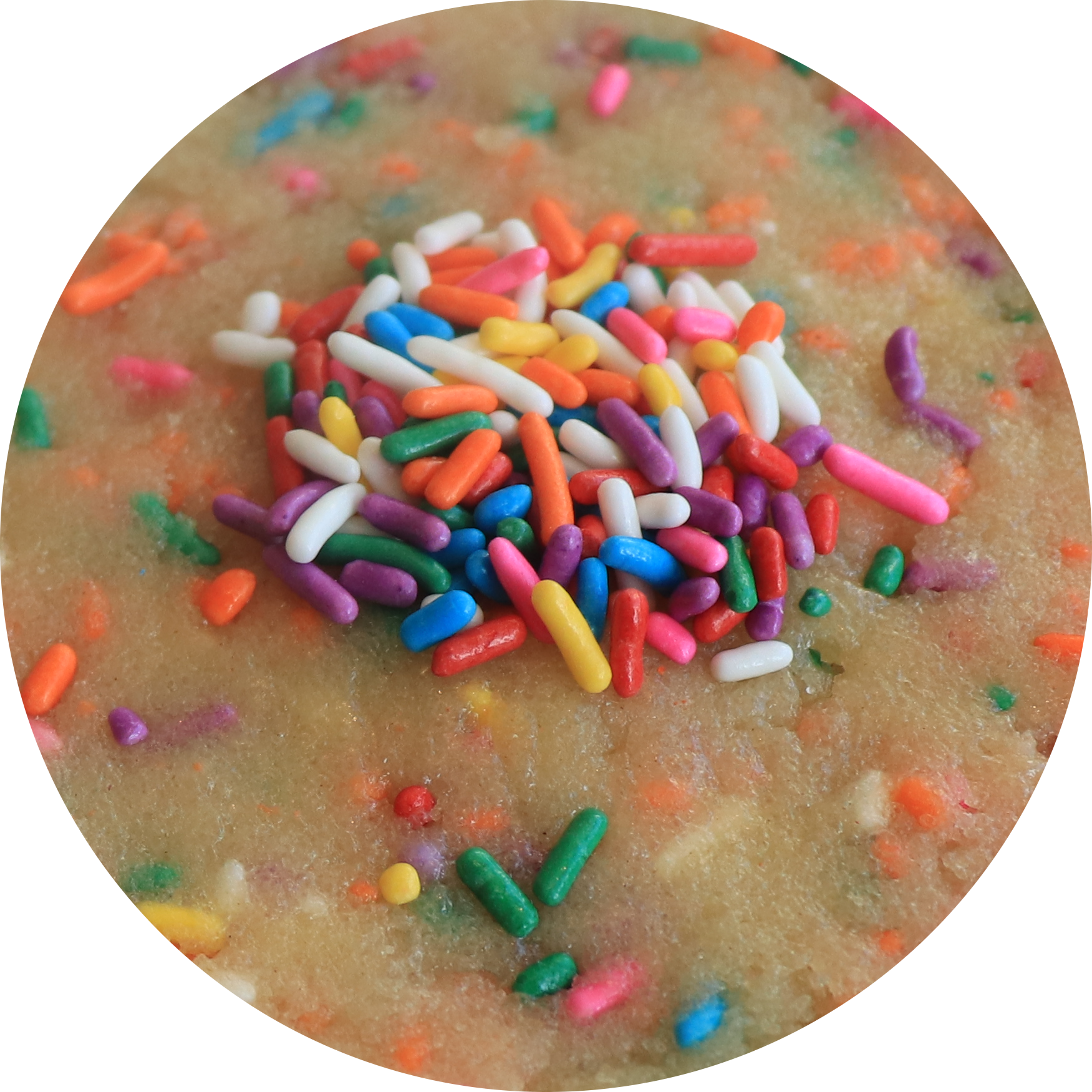 Rainbow Fetti