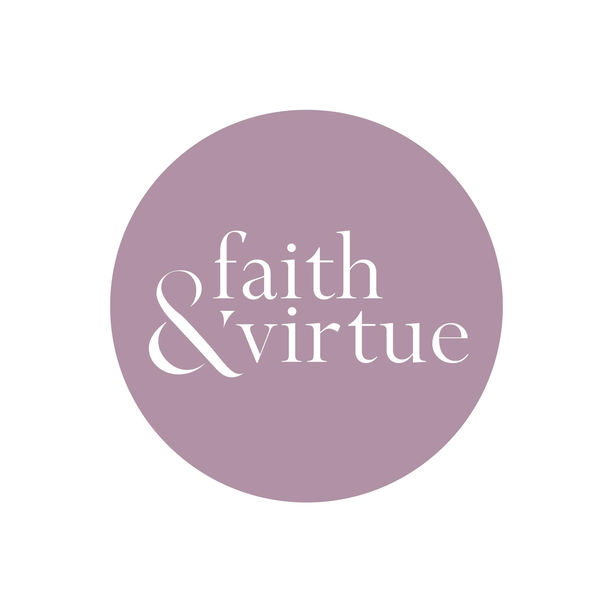 Josephine   Faith & Virtue