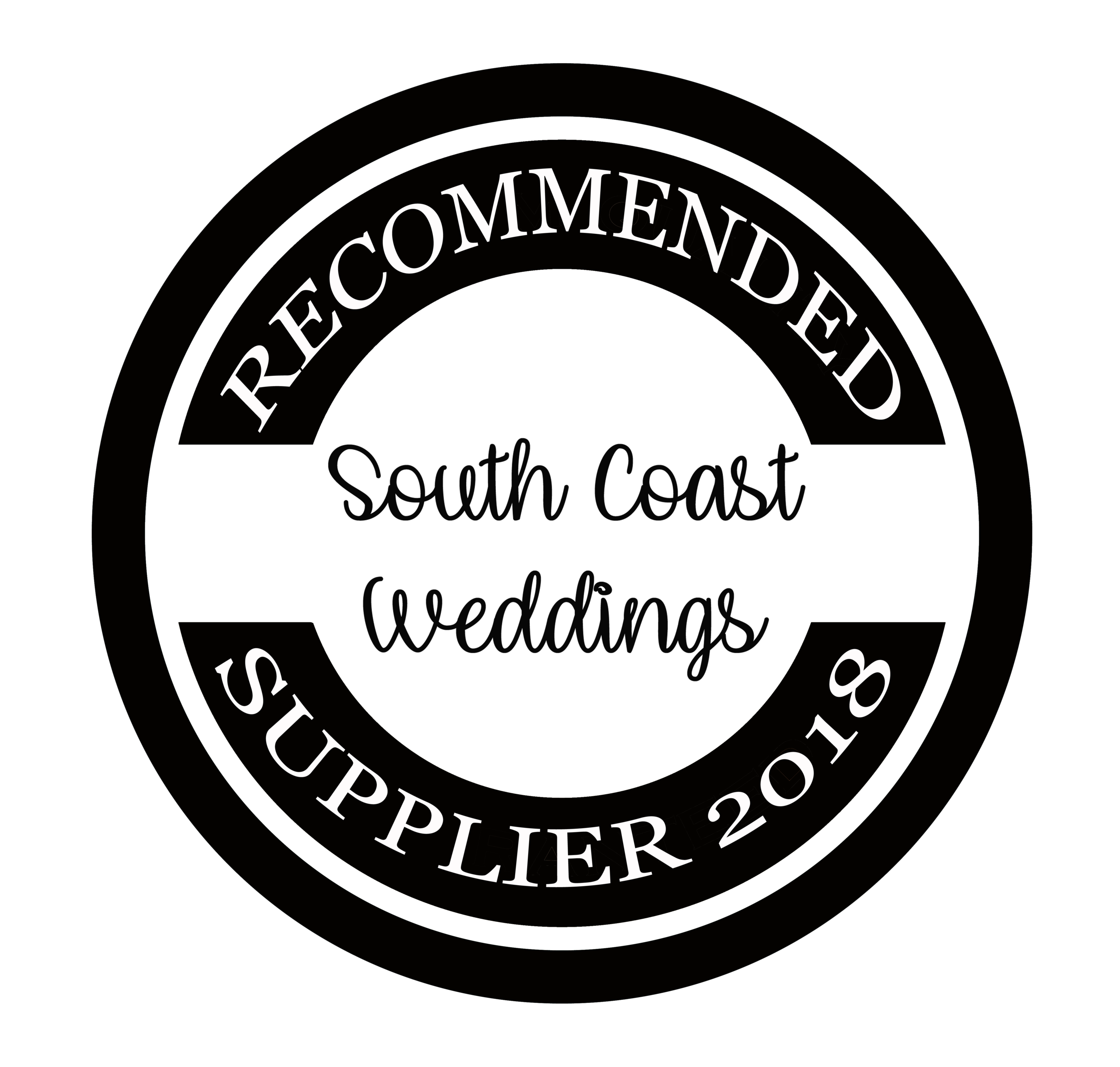 South Coast Weddings | Recommended Supplier