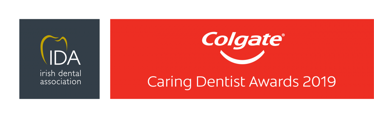 Colgate Caring Dentist Awards Logo 2019