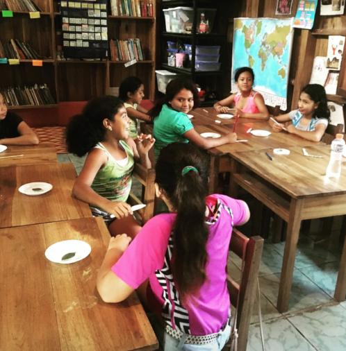 costa rica center for girls