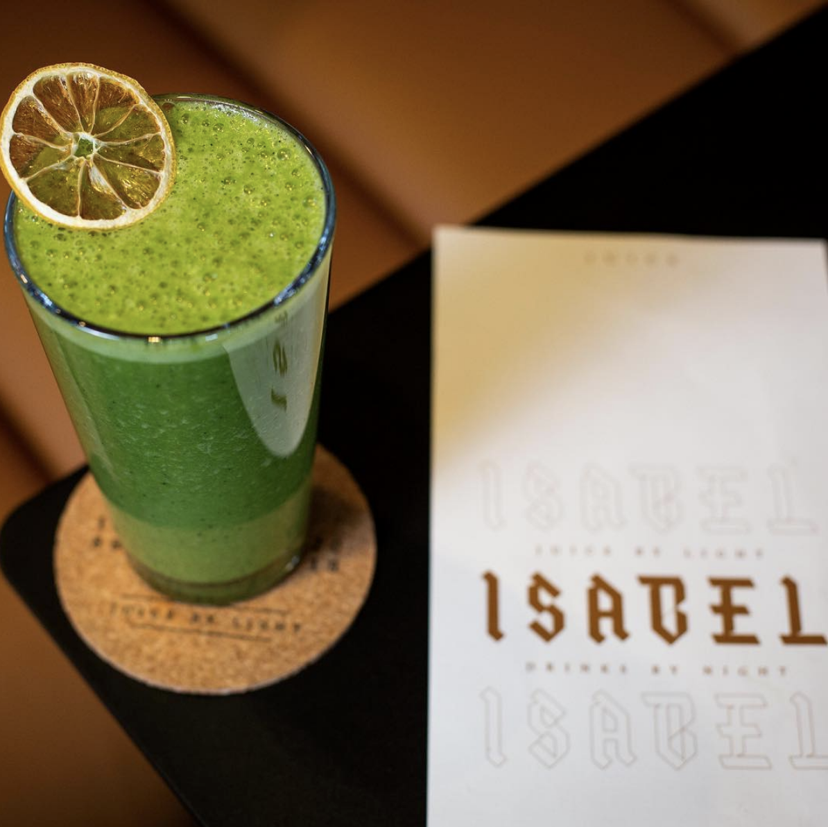 DRINK WITH ISABEL - Grand Opening Toast + Funky Vintage Pop-Up