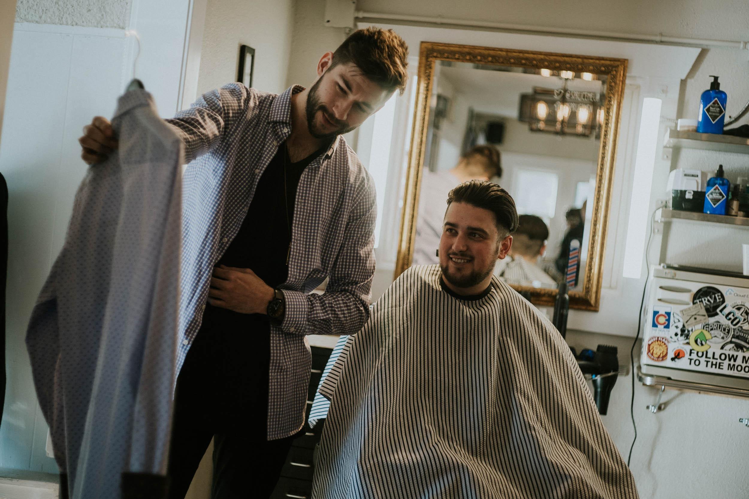 Spruce Barber & Clothier - @sprucemen • spruce.me