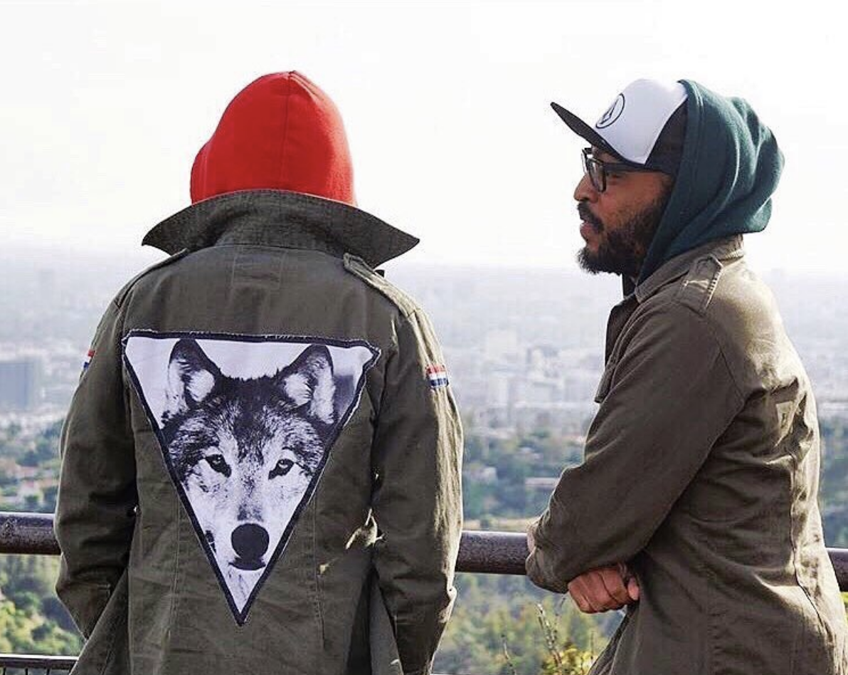 Iron Wolf Collection - @ironwolfcollection • shoplandofwolves.com