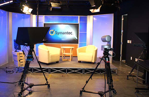 Symantec TV Production Facility -
