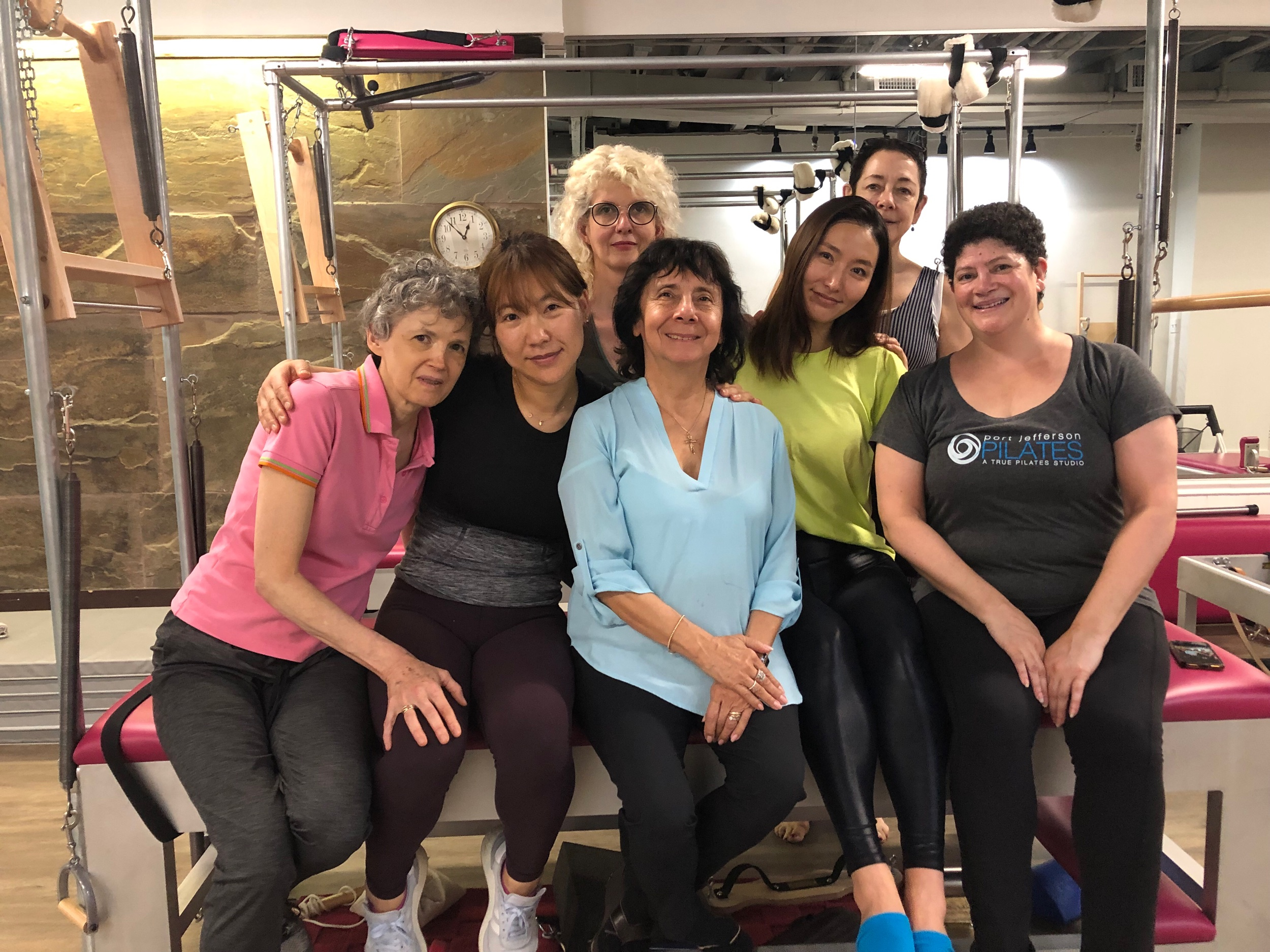 Advanced Seminar Lifespan Pilates NYC - June 2019