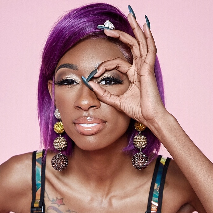 Lala Milan - Los Angeles, CA   Social Influencer & Actress (BET's Boomerang)