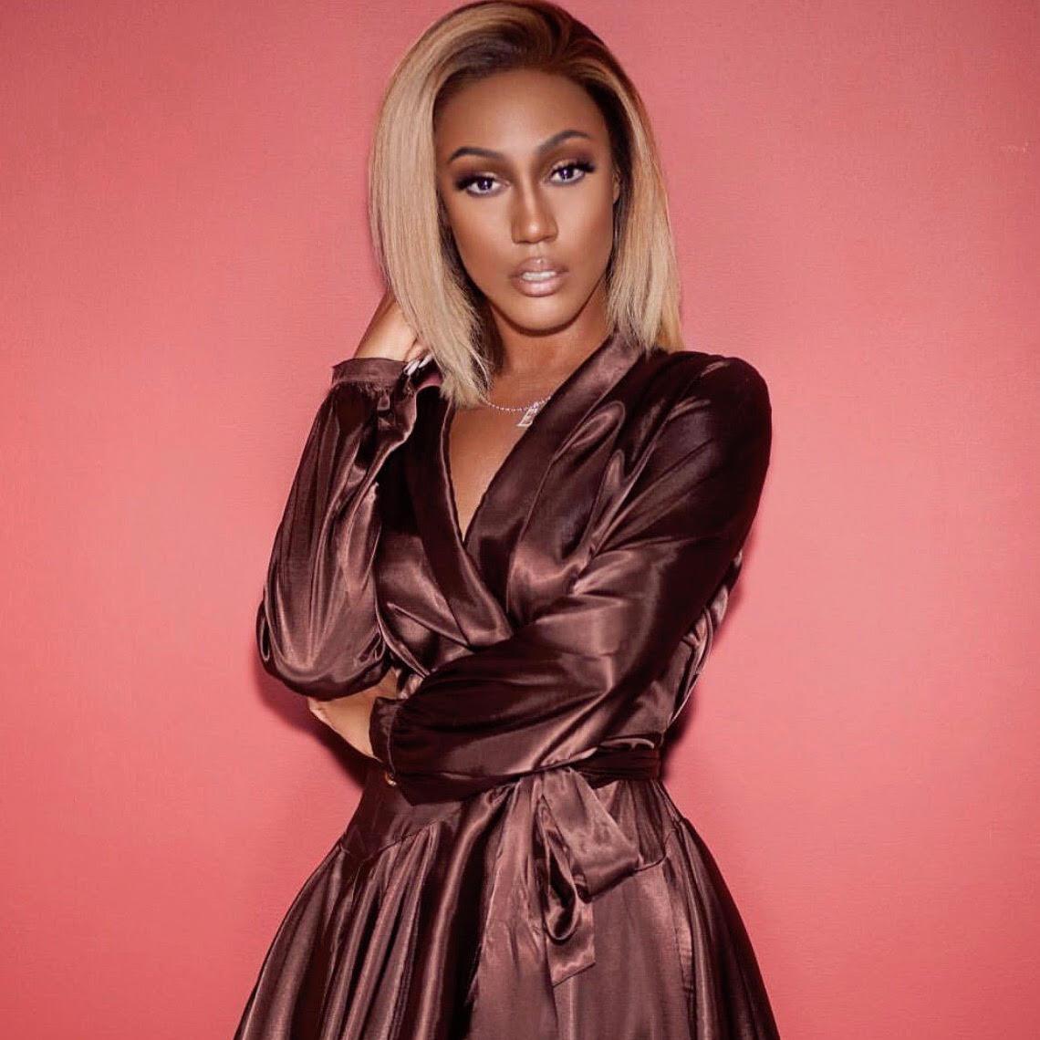 Maxie J - Los Angeles, CA   Owner of Ellae Lisque & Ellae Lisque Curve