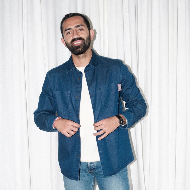 Amir Meghani - Dallas, TX   Owner of JBW & Breda Watches