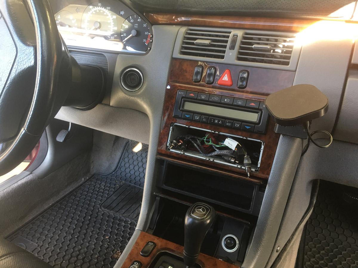 Mercedes Refresh