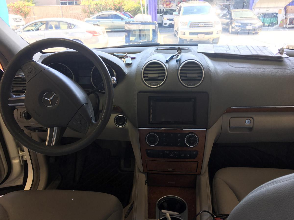 2007 Mercedes GL450