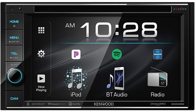 Kenwood Excelon DDX396 - $299.99