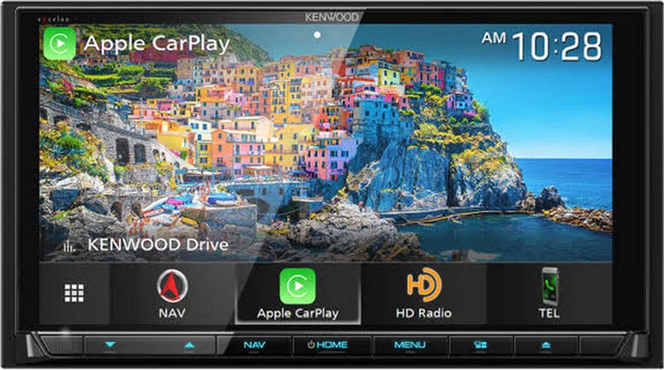 Kenwood Excelon Reference DNX996XR - $1199.99 - Save 200!