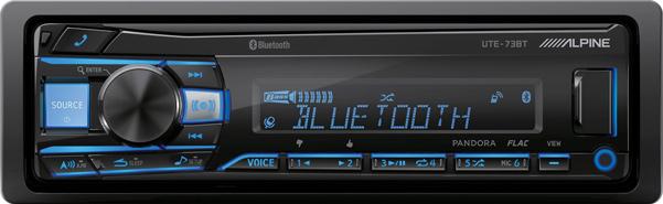 Alpine UTE-73BT - $99.95