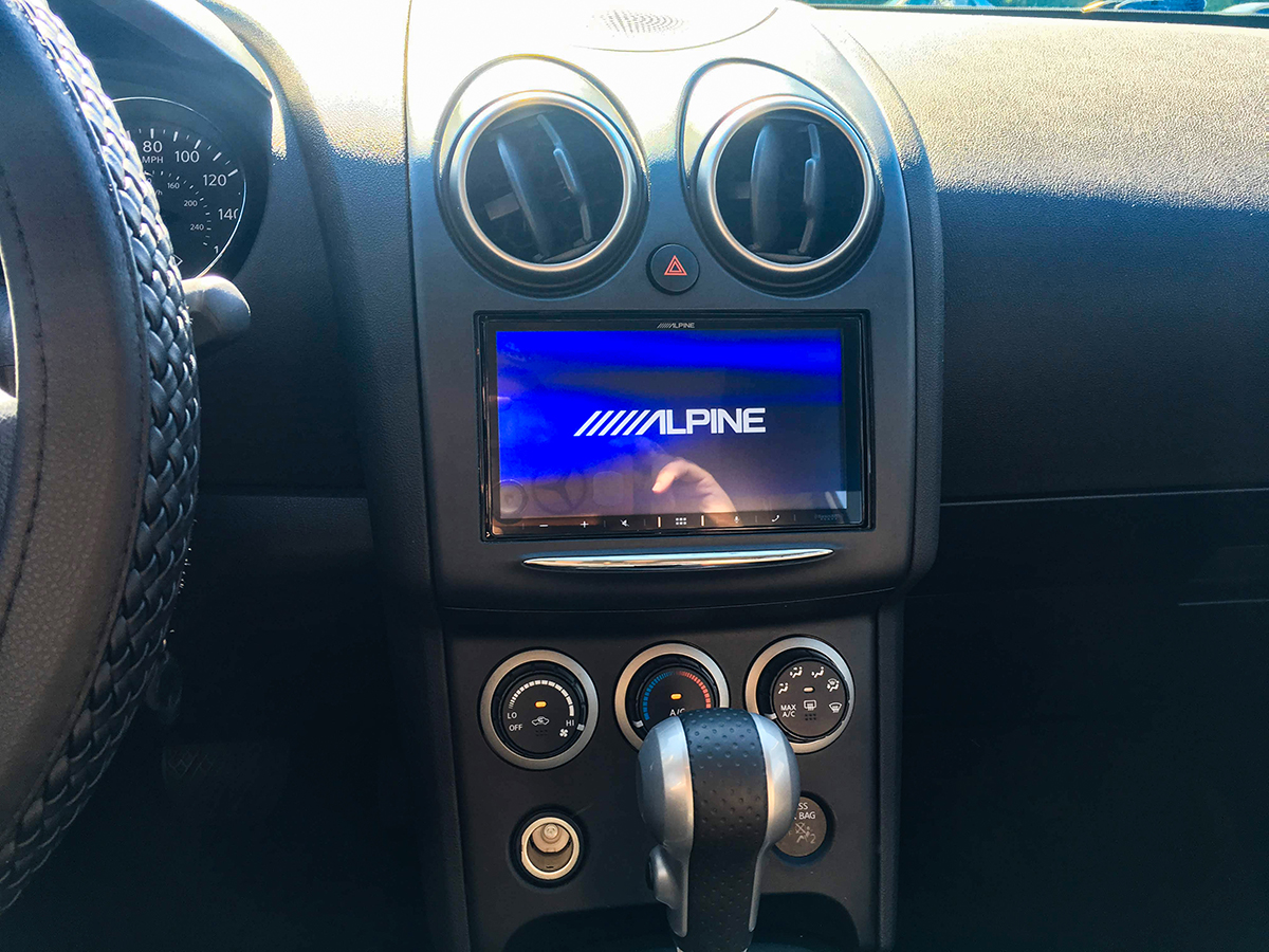 2012 Nissan Rogue Stereo After.jpg