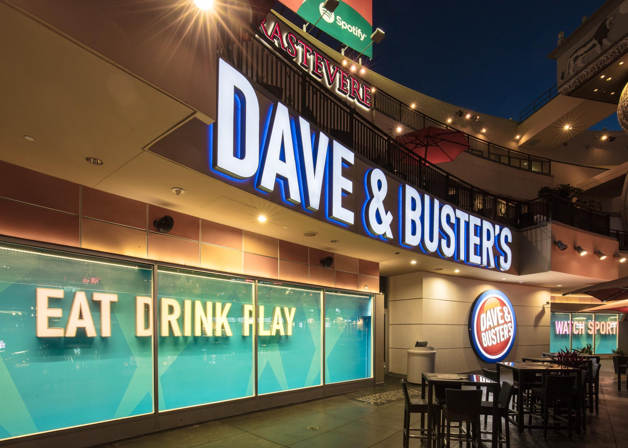 Dave & Busters<strong>View Case Study</strong>