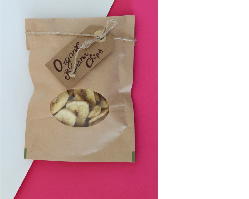 Organic Banana Chips - Crunchy with crisp, sweet, golden banana chips sweetened with organic honey, banana chips can be used in a variety of ways, Top your morning cereal, oatmeal, pancakes, and waffles with banana chips for added crunch.