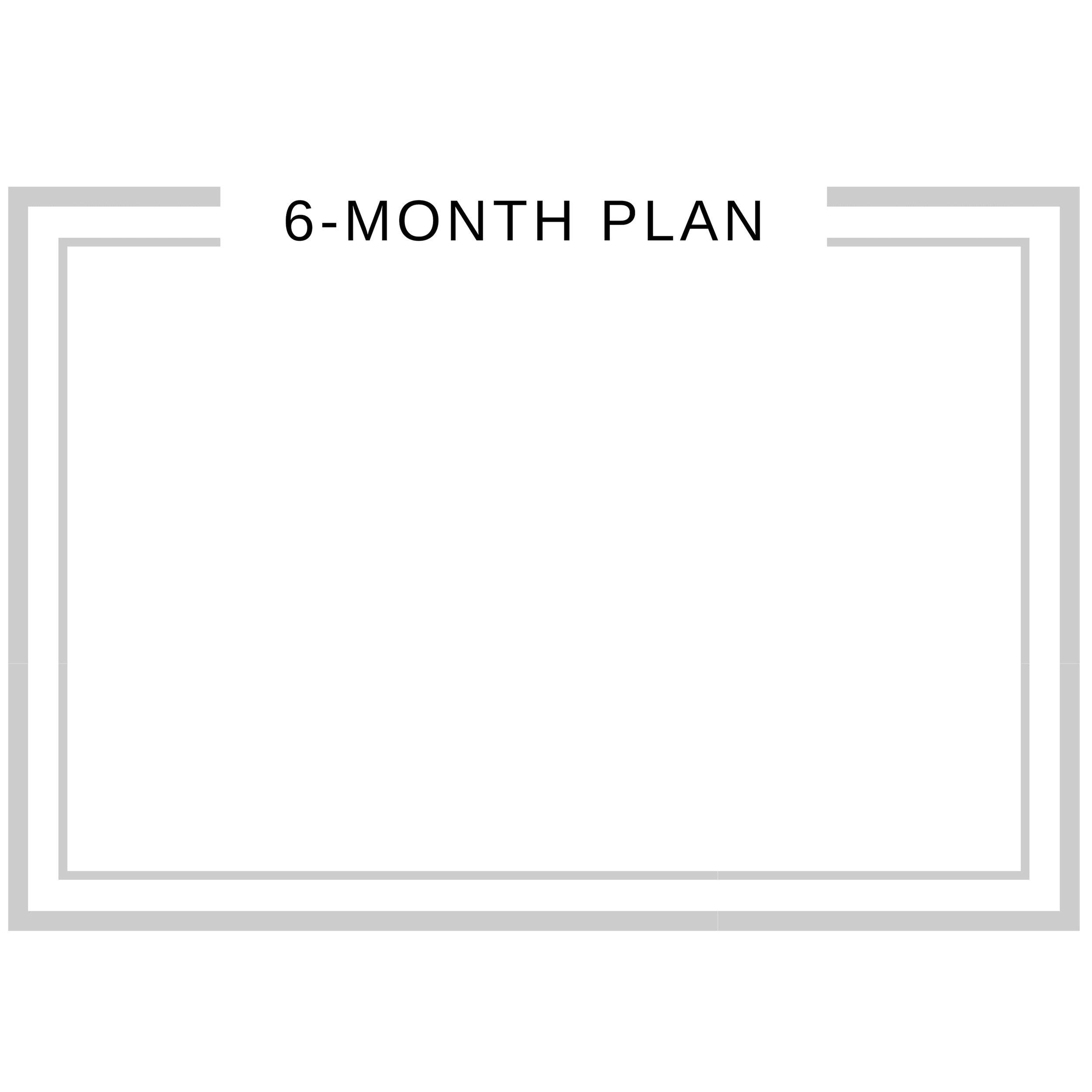 €165 - Free shipping€27.50/ box1 premium box/ month during 6 months