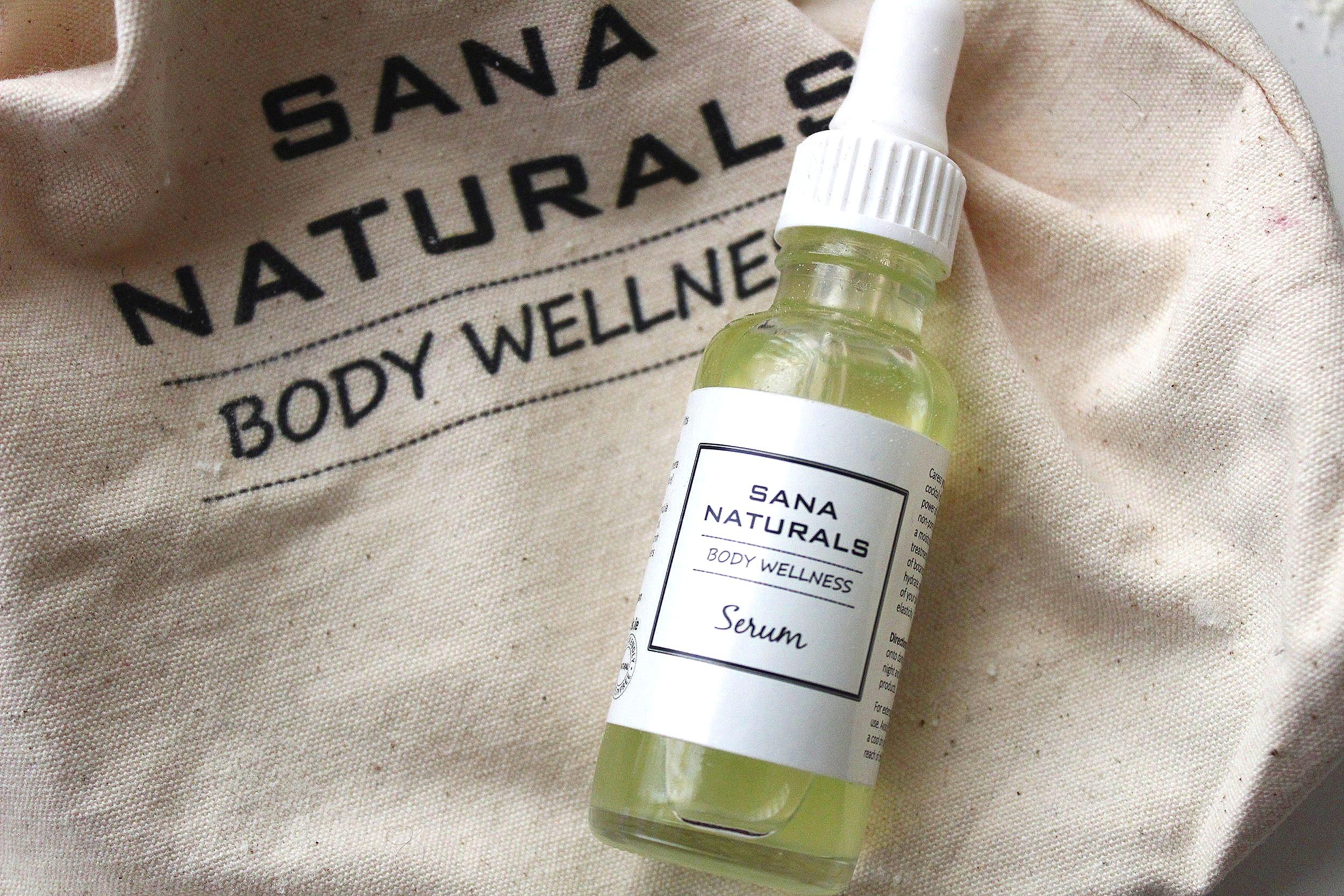 Vitamin C serum by Sana Natural