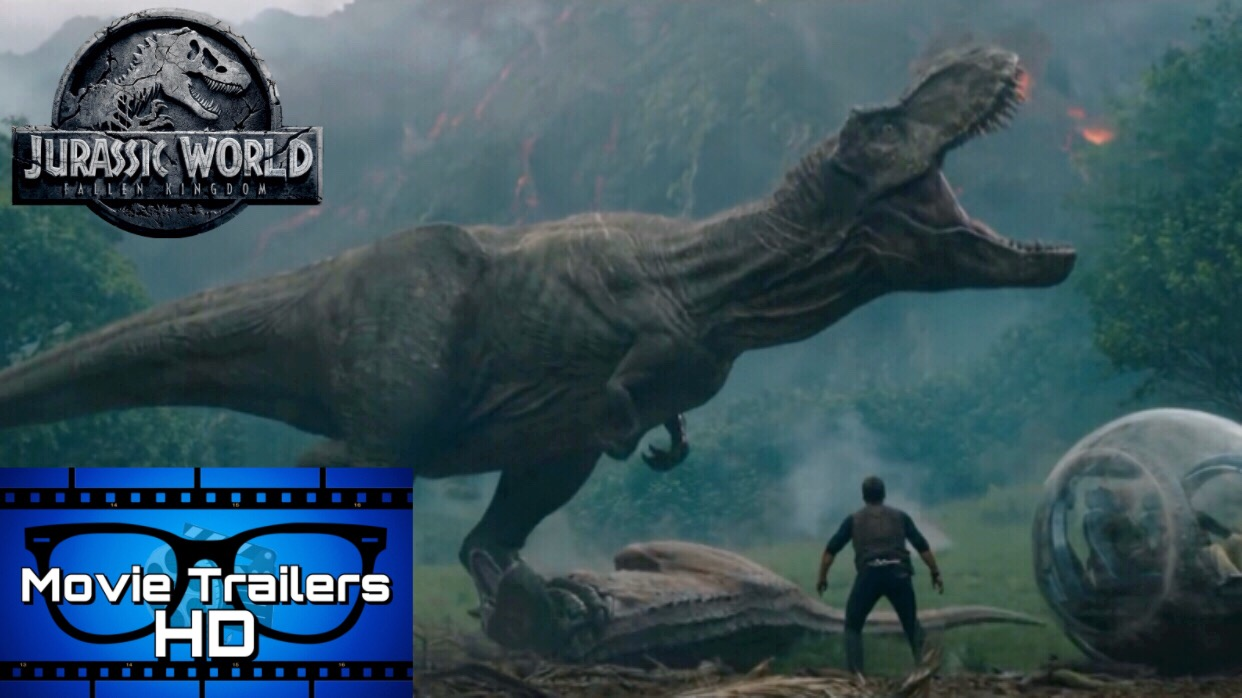Jurassic World 2: Fallen Kingdom -