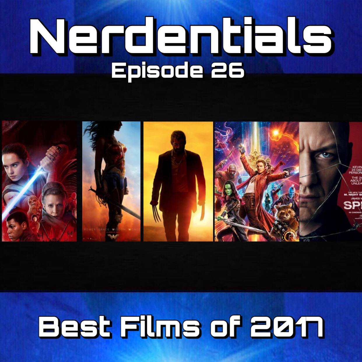 - Welome Nerds to our first Year in review of 2017! Join Joe, Matt, Lynn and New Nerd Kev This week as we cover the top 5 favorite films of the year from each of the US!