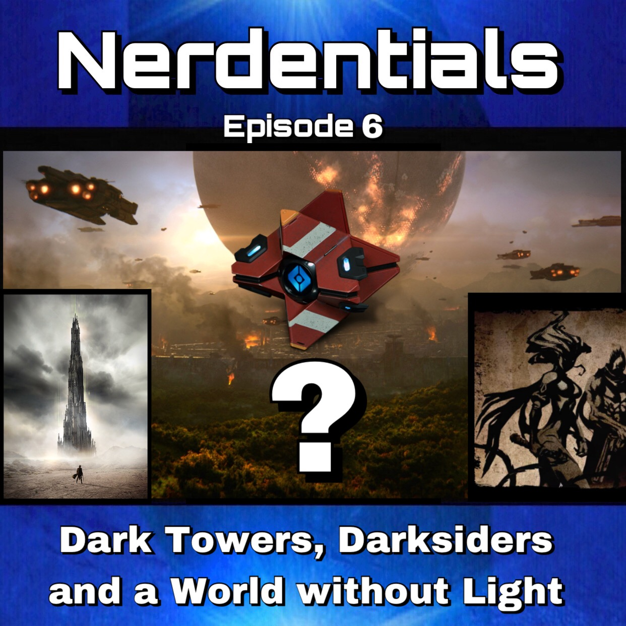 - Join us today nerds in your morning comute as our friend and guest from Geekologist Radio, Chris A.K.A. Twowolvzz joins us and we introduce a new Nerdentials Crew Member Nick! as we first jump into(06:53) Movie Matters and Cover(07:30) Fate of the Furious(25:28) Guardians of the Galaxy.(36:50) Dark TowerThen Join us as we dive a little deeper into the new series Inhumans coming to ABC in our Tv Talk (00:47:38)Then get excited in Gaming Bits: (01:09:50) as we gush over a thought to be dead franchise with Darksiders and what could a