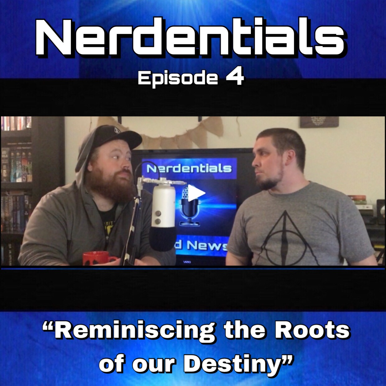 - Well Nerds...This week its Just your Hosts Matt and Joe! Sit back while we start by looking back out the roots of Nerdentials then Shift into a little News!Movie Matters: 00:06:04    ⁃    Assassins Creed    ⁃    OculusTv Talk: 00:21:18    ⁃    Iron Fist    ⁃    Netflix Special (Louis C.K. 2017)    ⁃    13 Reasons Why (33:42)Gaming Bits: 00:40:00    ⁃    Destiny 2Recommended Play: 01:03:50    ⁃    The Walking Dead: New Frontier
