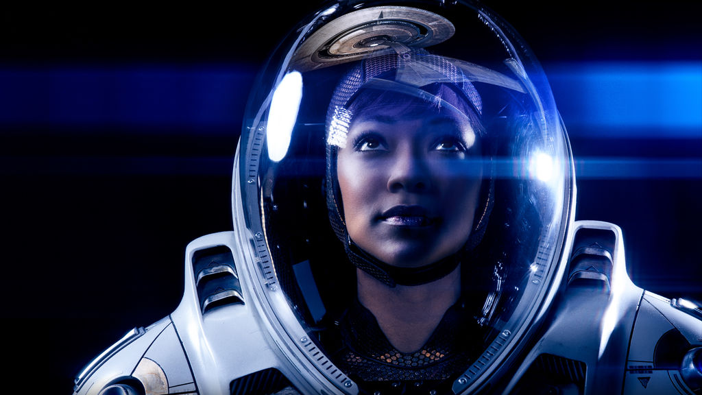 Commander Michael Burnham