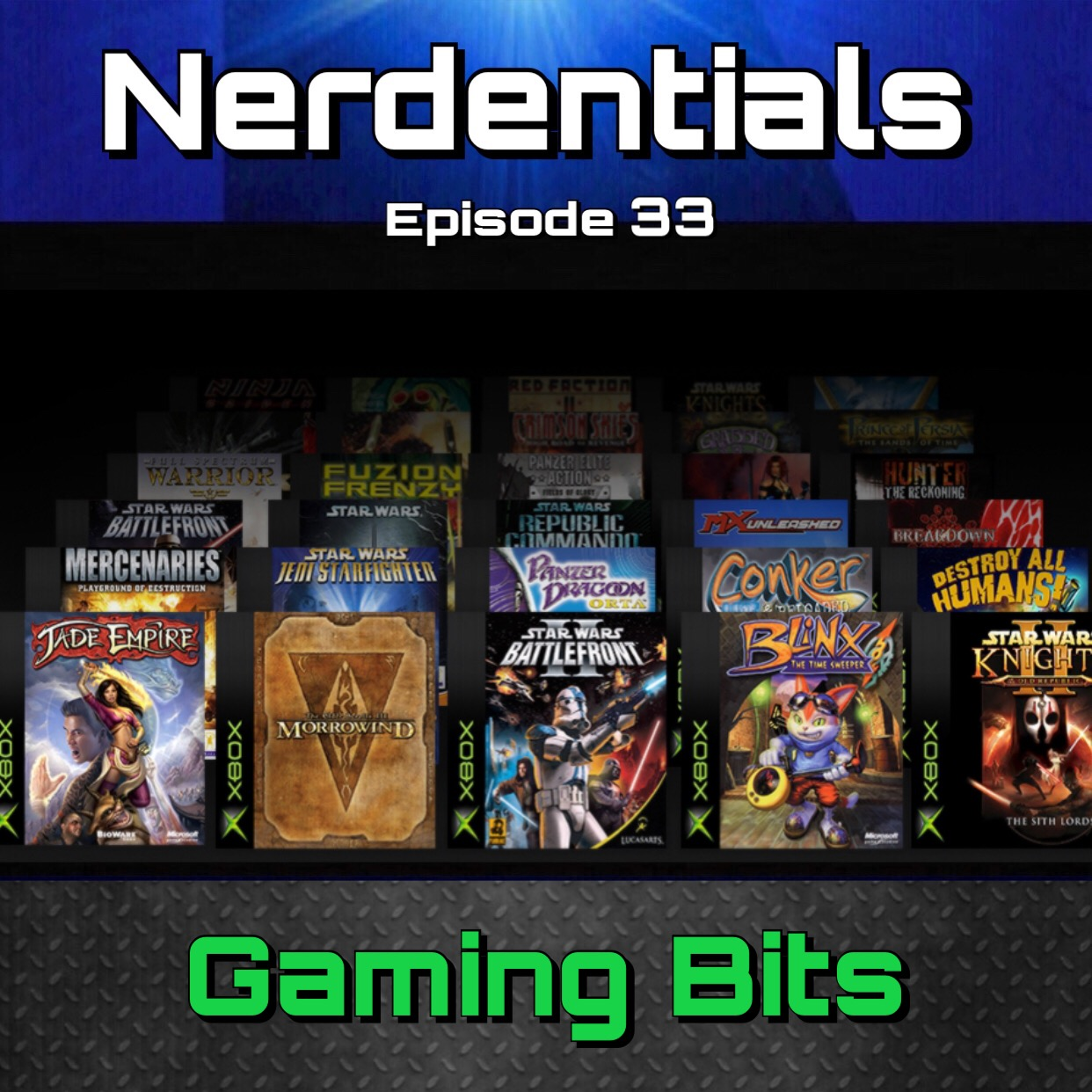 - Welcome to Nerdentials! Your weekly dose of the nerdy essentials. Covering Film, TV, Video Games and Comics. This week 3 of your nerd hosts dive into a little nostalgia as they cover the latests updates in Microsoft's continued journey to increase our libraries with Backwards Compatibility!