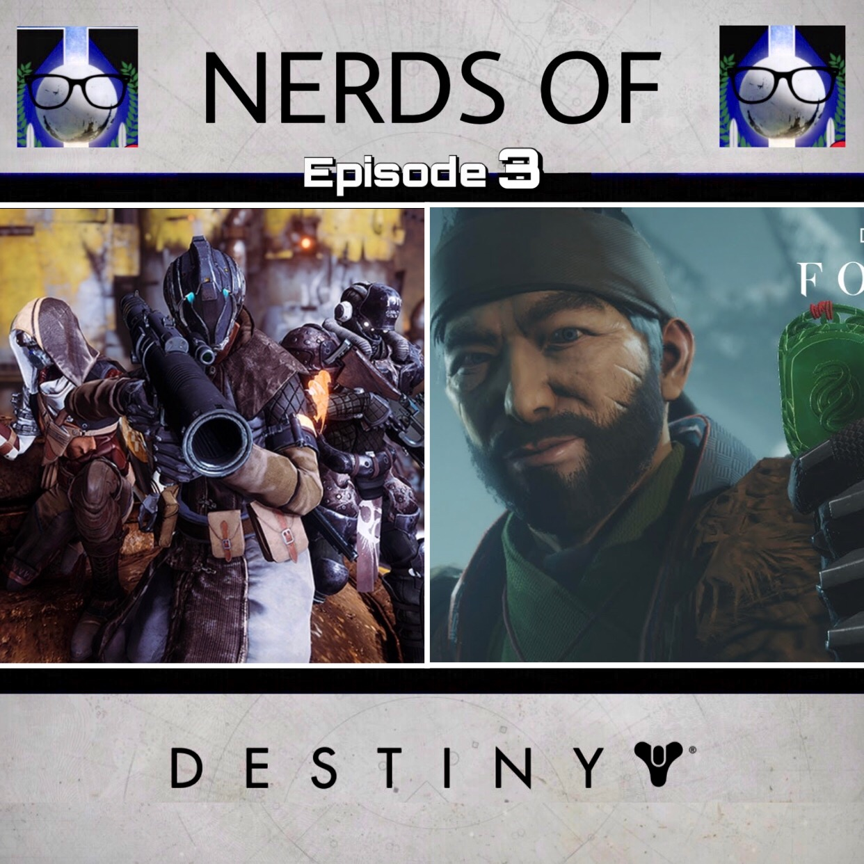 - Welcome Guardians to the Nerds of Destiny Podcast! The Show that dives deep into every essential part of you addiction!This Week we decided to launch a hot take rundown for our listeners on what to be ready for when the new Expansion Forsaken, lands on September 4th! Eyes up Guardians!
