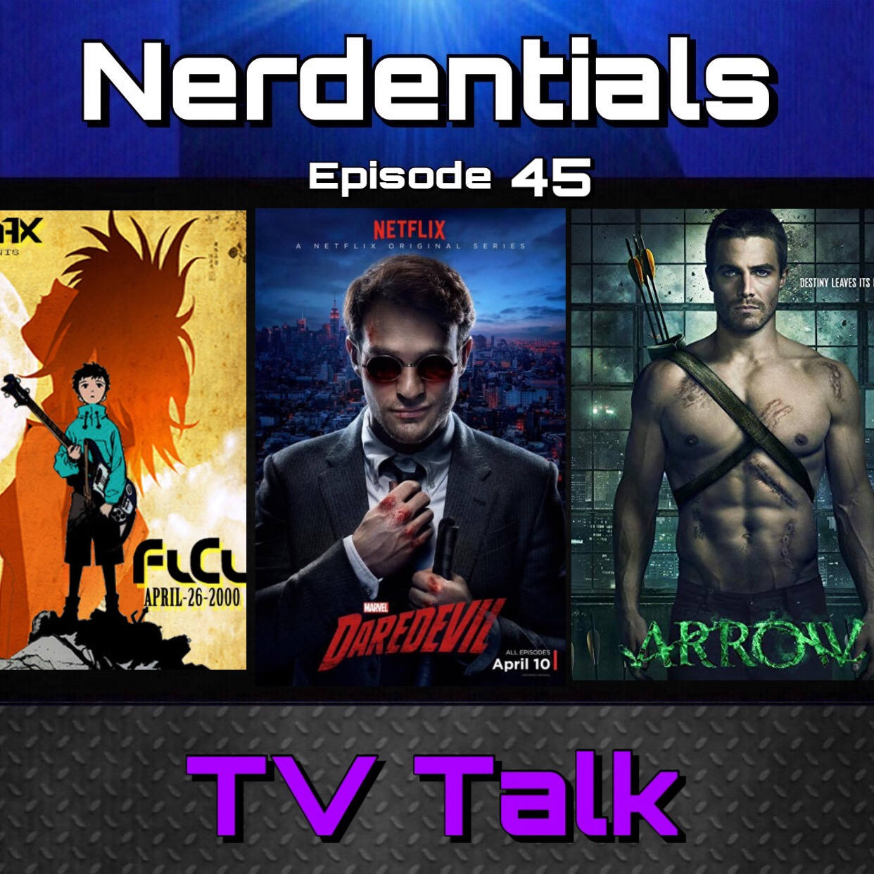 - Welcome to Nerdentials! Your weekly dose of the nerdy essentials. Covering Film, TV, Video Games and Comics.This week its your nerdy Hosts Joe and Lynn...yep,