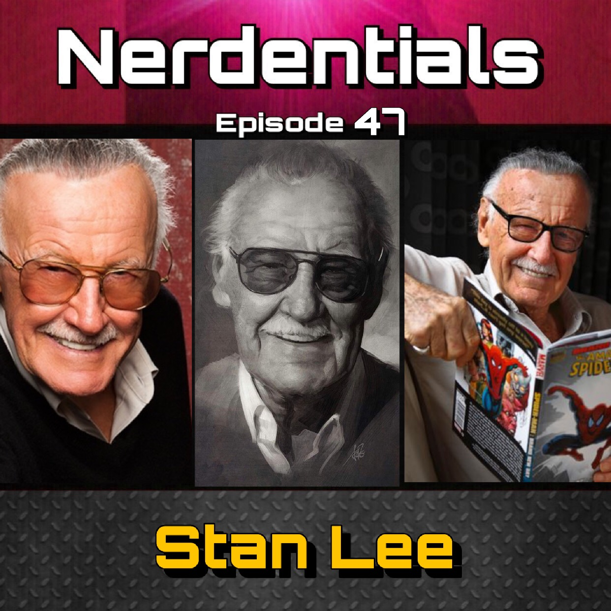 - Welcome to Nerdentials! Your weekly dose of the nerdy essentials. Covering Film, TV, Video Games and Comics.This Week we pay respects to the great comic book legend himself, Stan Lee. We give some personal testimonies and celebrate what made Stan Lee special to each of us then we dive into our favorite cameos the Legend made in the MCU.