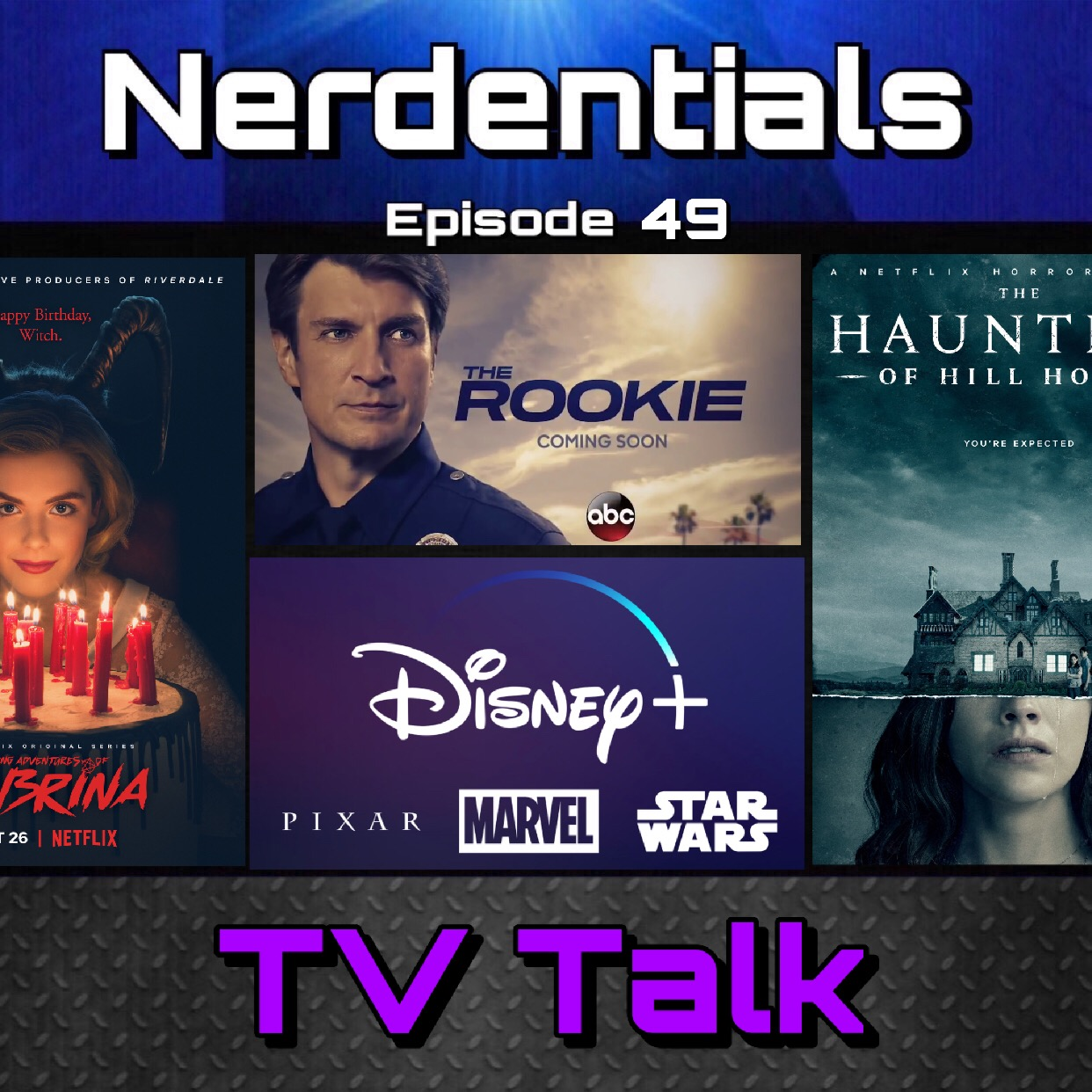 - Welcome to Nerdentials! Your weekly dose of the nerdy essentials. Covering Film, TV, Video Games and Comics.This week in TV Talk... Your nerd hosts Nick and Joe go over what new original show we can expect from Disney's New