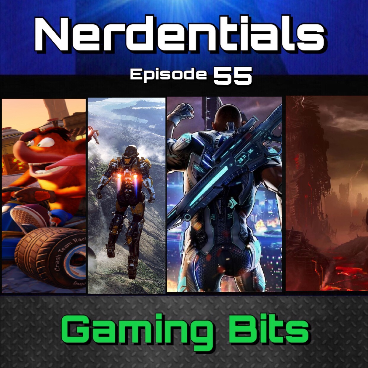 - Welcome to Nerdentials! Your weekly dose of the nerdy essentials. Covering Film, TV, Video Games and Comics.This Week it's a double episode of the gaming conversation! Your Hosts Joe and Nick cover our most anticipated picks in video games for 2019!