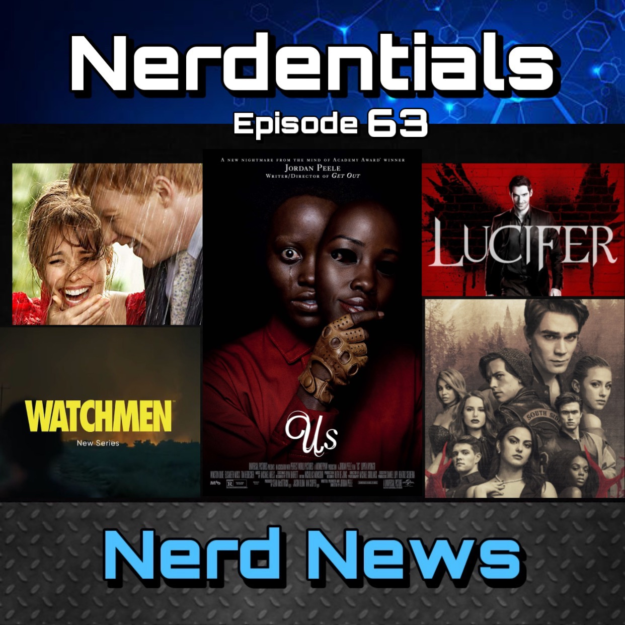 - Welcome to Nerdentials! Your weekly dose of the nerdy essentials. Covering Film, TV, Video Games and Comics.This week your Nerdy Hosts, Joe and Matt fly the nerd ship of conversation. We kick things off with a review of Jordan Peele's Horror/Thriller, Us....Then Joe delivers a throw back movie review on the Donald Gleeson and Rachel McAdams Rom-Com,
