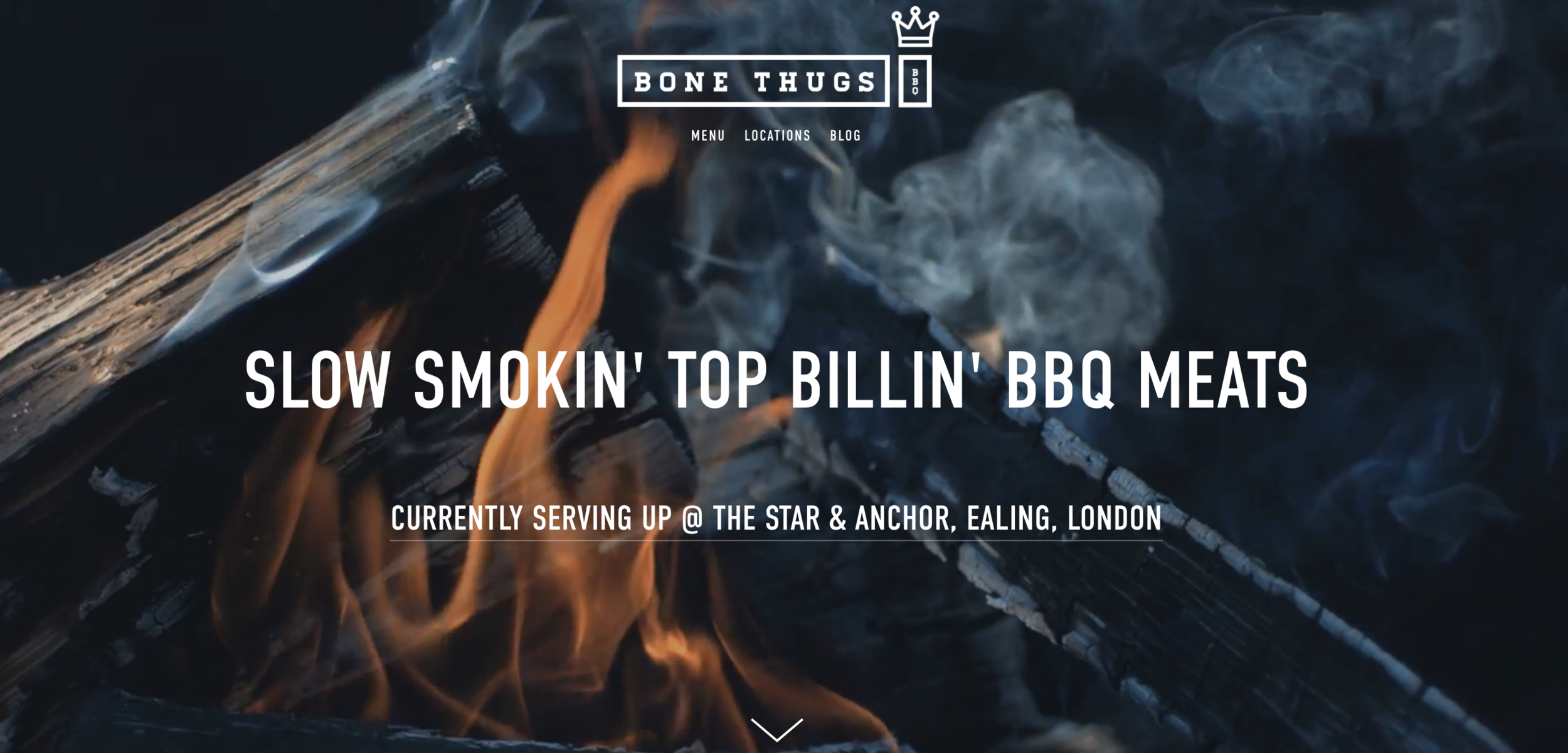 Bone Thugs BBQ website live