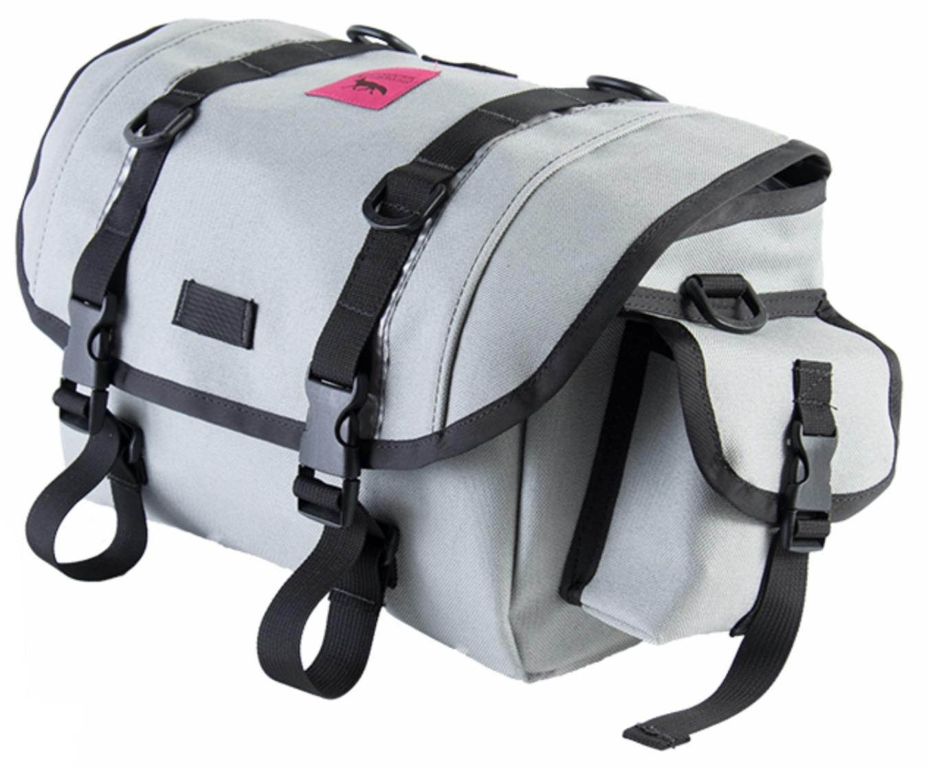 Custom Zeitgeist Saddle Bag