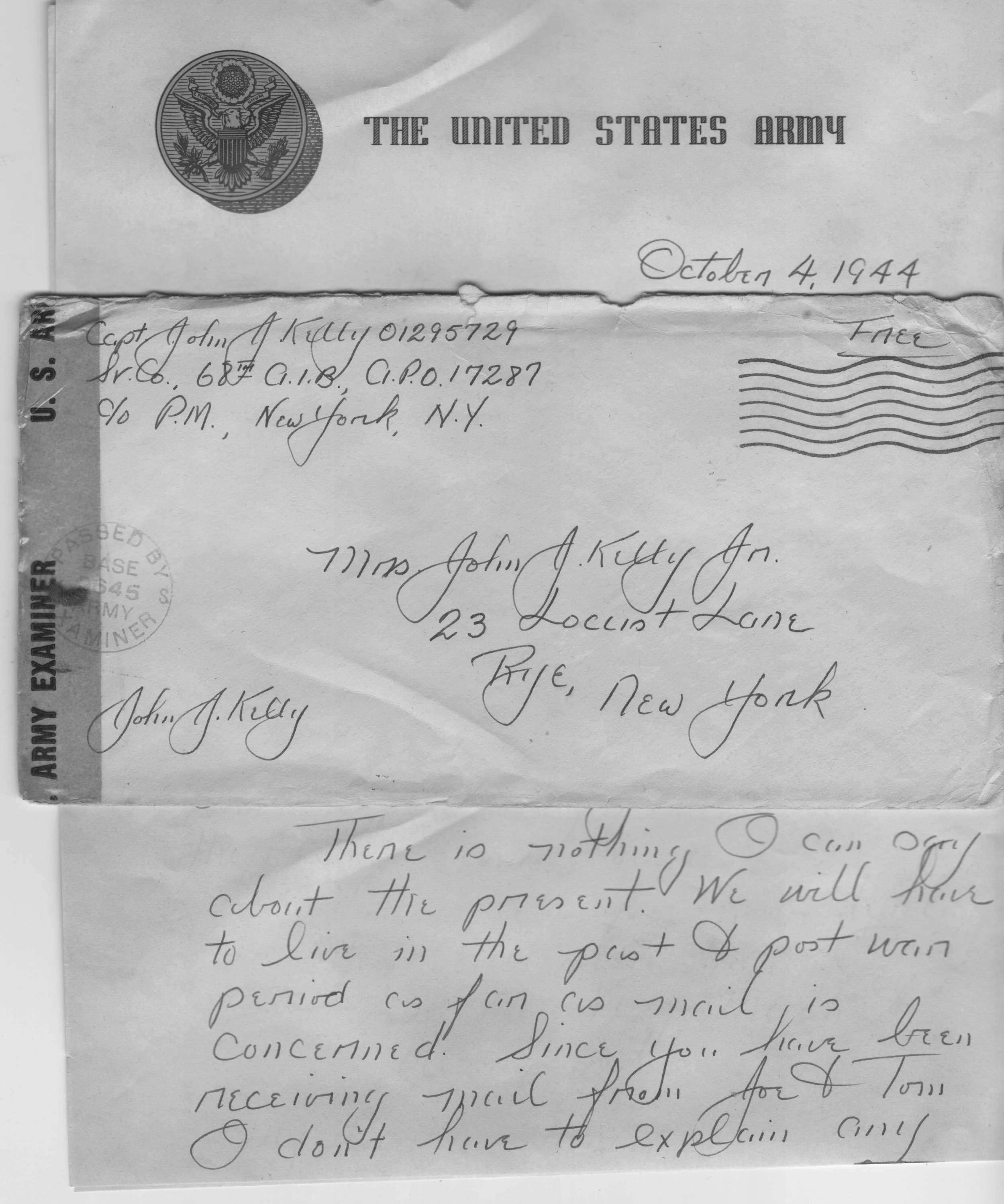 Letter to Home Oct. 1944 001.jpg
