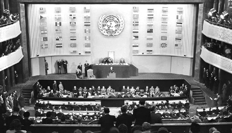 United Nations December 10, 1948, from Humanrights.com