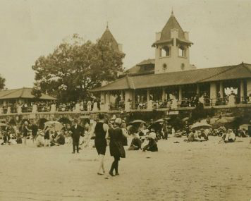 Rye Beach Historic Photo