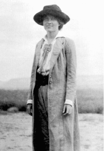 Elsie Clews Parsons, Source: City University of New York