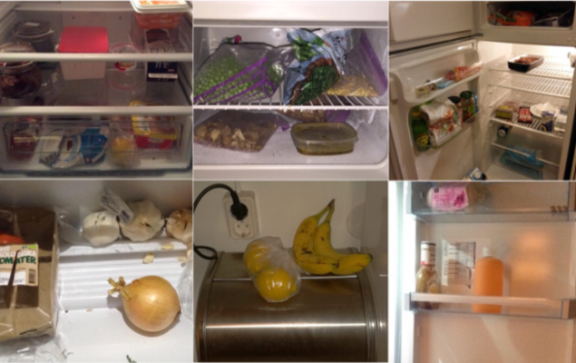 Students' fridges