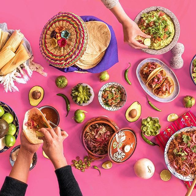 Is it time for lunch, already? #huffposttaste #cocinalatina #buzzfeedfood #latinxcreate #safoodie #eeeeeats #cocina