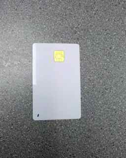 TC0008 - Turbochef Smart Card with Current Target Menu, Delivered NDA