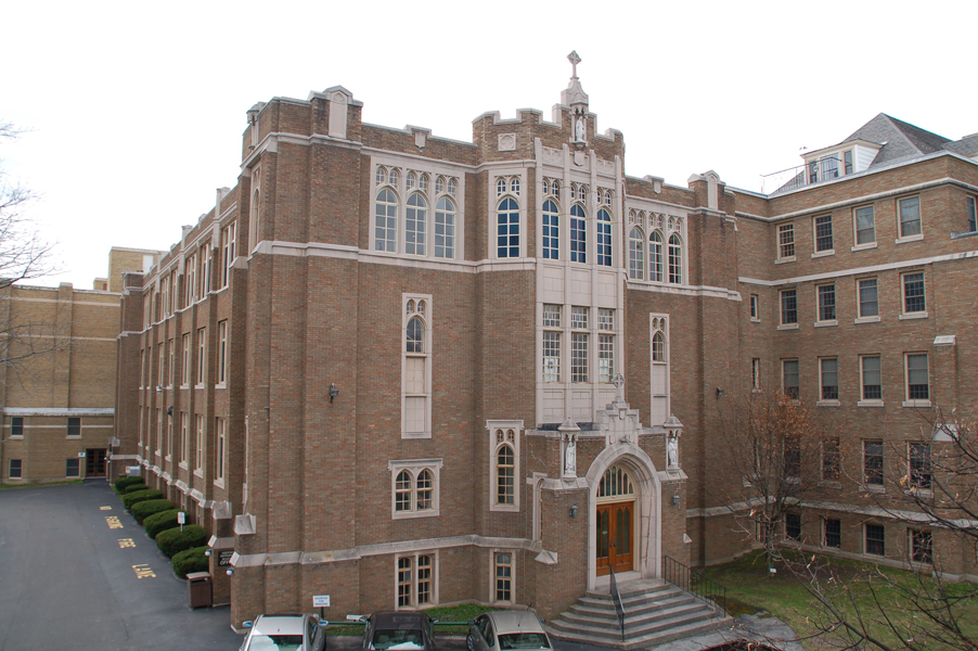 Our Lady of Mercy School for Young Women, Rochester