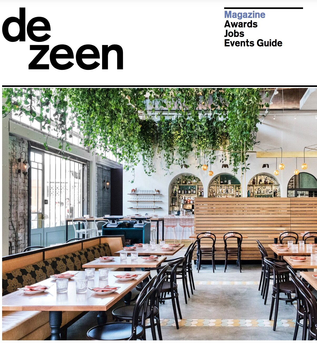 Award Winning Restaurant And Bar Design Studio Unltd