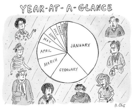 Image:  The New Yorker , by Roz Chast