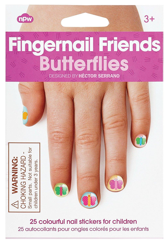 Fingernail Stickers