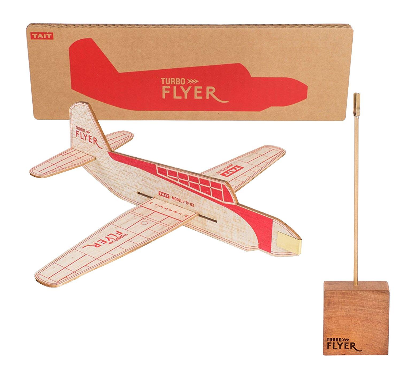 Beautiful Balsa Wood Airplane Kit